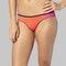 Dół Bikini Fox Capture Skimpy Neonowo-Pomarańczowy
