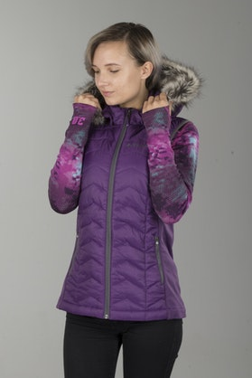 Klim Arise Women's Vest Purple