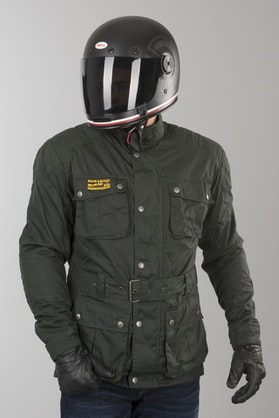 Ride&Sons Arrow Jacket Army Green