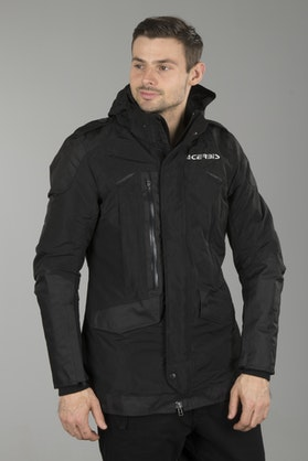 Acerbis Corporate WP Jacket Black