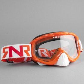 Gogle Rip N Roll Hybrid, pomarańczowe