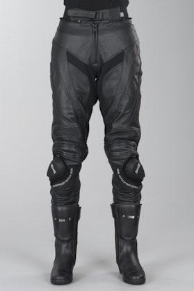 IXS Robin 2 Ladies' Leather Trousers Black