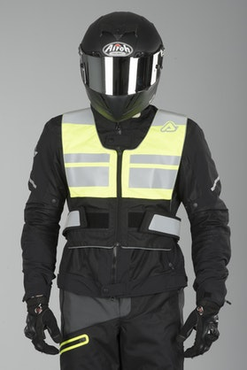 Acerbis Freeway Reflex-Vest Yellow