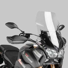 Vindskærm Puig Touring Yamaha XT1200Z Super Tenere 14-17, Røgfarvet