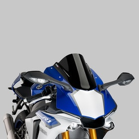 Owiewka Puig Racing Yamaha Karbon