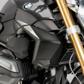 Osłona Chłodnicy Puig BMW Karbon