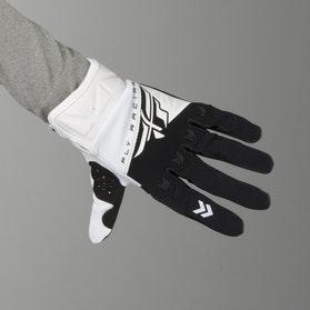 FLY F-16 MX Gloves White-Black