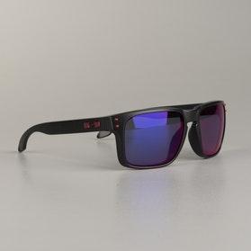 Sluneční Brýle Oakley Holbrook Positive Matná Černá