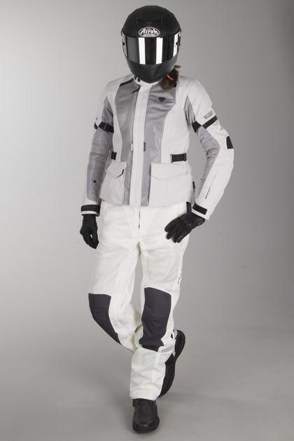 d1400f17 Tøj Revit Levante Dame Sølv - Nu 7% Rabat - XLmoto.dk