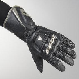 Dainese 4 Stroke Long Gloves Black