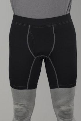 Boxerky Klim Teton Merino Wool Černé