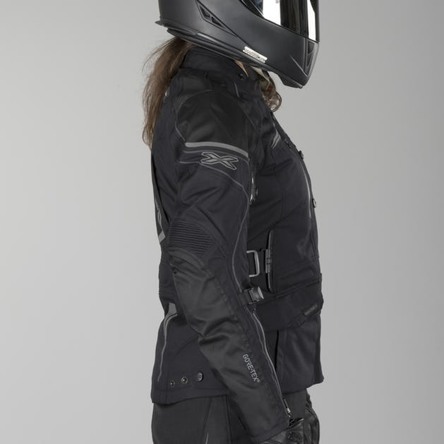 huge selection of 4119a 638e4 IXS Montgomery GTX Women's Jacket - Black