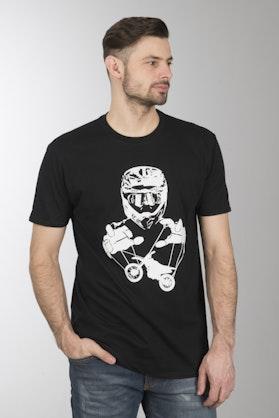 24MX Marionette T-Shirt Black