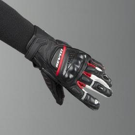 Rękawice Revit Chicane Czarno-Czerwone