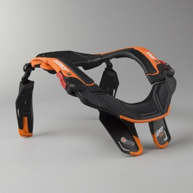 Nakkekrave Leatt SNX Trophy Snescooter, Sort/Orange