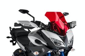 Owiewka Puig Racing Yamaha MT-09 Tracer Czerwona