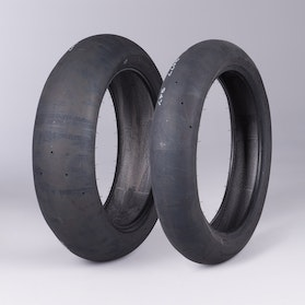 KING TYRE Slicks Tyre Set