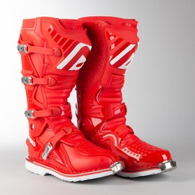 Acerbis X-Move 2.0 MX Boots Red
