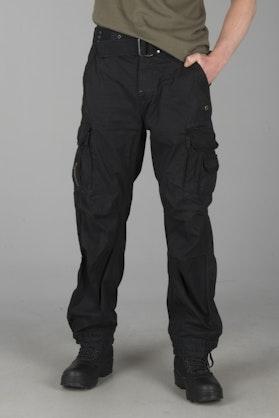 Spodnie Brandit Royal Vintage Czarne