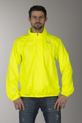 Bunda Do Deště IXS Saint Neon-Žlutá