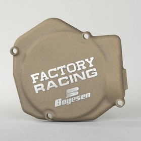 Boyesen Ignition Cover Magnesium