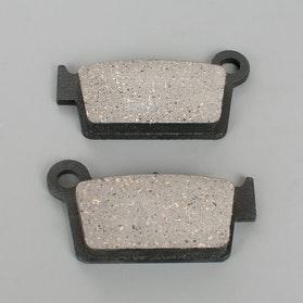 Braking Semi Metal Back Rear Brake Pads