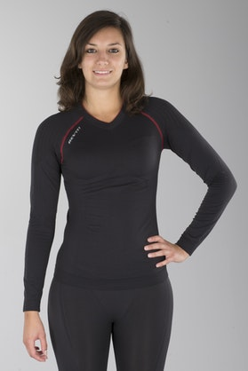 Termo triko Revit Violet Černá Dámský model