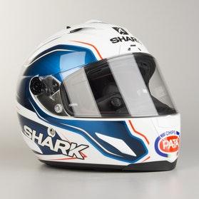 Kask Shark Race-R Pro Guintoli Replica Biało-Niebieski