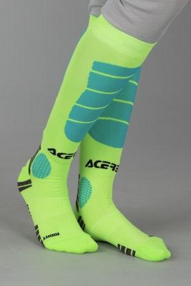 Acerbis MX Impact Socks Blue-Green