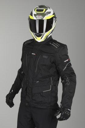 IXS Powell Black Jacket