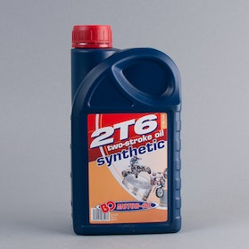 1L 2T6 Semi synthetic 2-stroke oil
