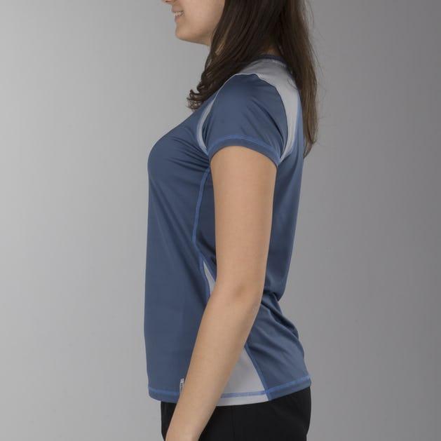 Termo triko Klim Advantage Tech Modrá Dámský model