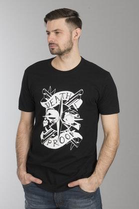 Course Death Proof T-Shirt Black