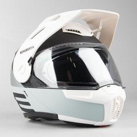 Schuberth E1 Cut Helmet Grey