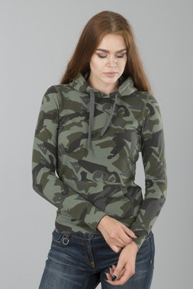 Dainese After Women's Hoodie Camo