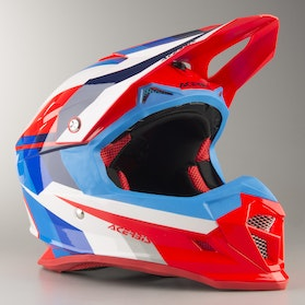 Acerbis Profile 4 Helmet Blue-Red