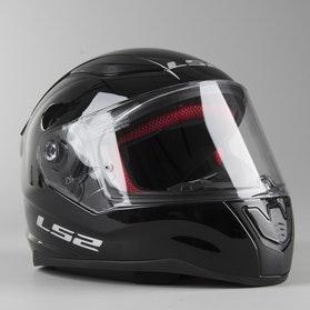 Integrální Helma LS2 FF353 Rapid Mini Single Mono Černá Lesklá
