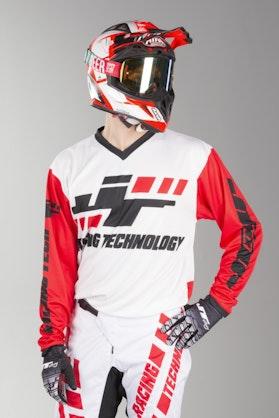 Bluza Cross JT Racing Flo Tec-Megabyte WBR
