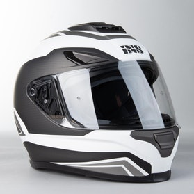 IXS 315 2.0 Integral Helmet Matte White-Anthracite-Grey
