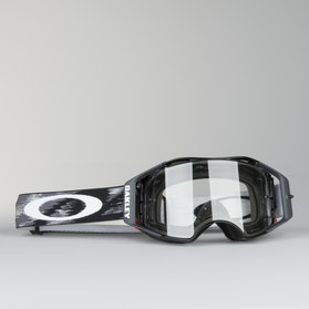 Gogle Cross Oakley Airbrake Jet Black Speed