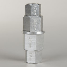 Nasadka Oś Koła JMP Aluminiowa