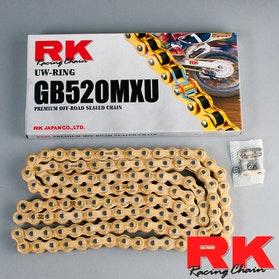 Łańcuch RK 520 MXU Light weight