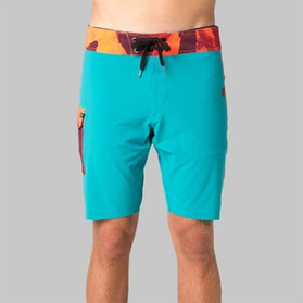 Fox Camino Board Shorts Aqua