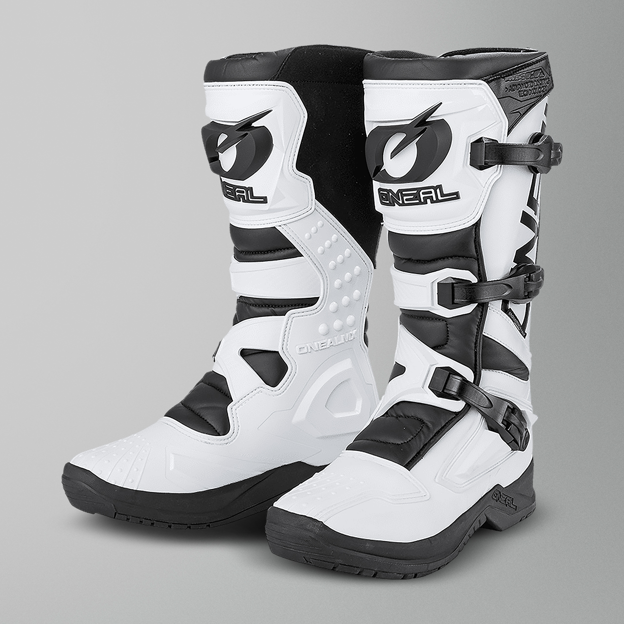 Black O/'Neal Men/'s Motorcycle MX Element Boots Size 7