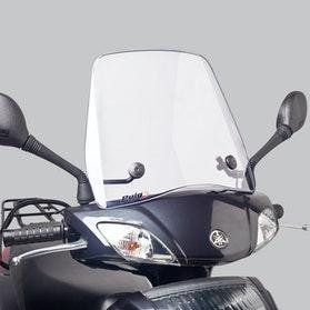 Owiewka Puig Trafic Yamaha Przezroczysta