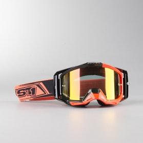 Just1 Iris MX Goggles Red