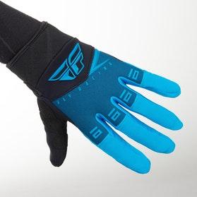 FLY F-16 MX-Gloves - Blue-Black-HiVis