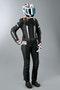 Revit Ladies Galactic Gear 2 Leather Kit Black & White