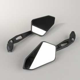 JMP Universal Black Right+Left Rear View Mirror