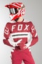 Bluza Cross Fox Flexair Preest Ciemnoczerwona MX 18